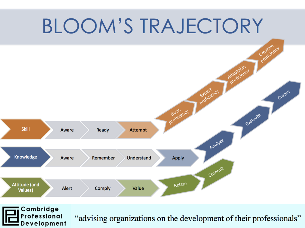 Bloom's Trajectory